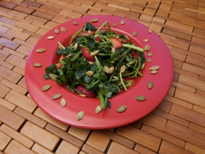 Anti-cancer Watercress Salad