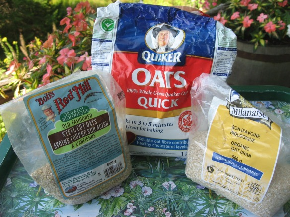 anti cancer breakfast oats